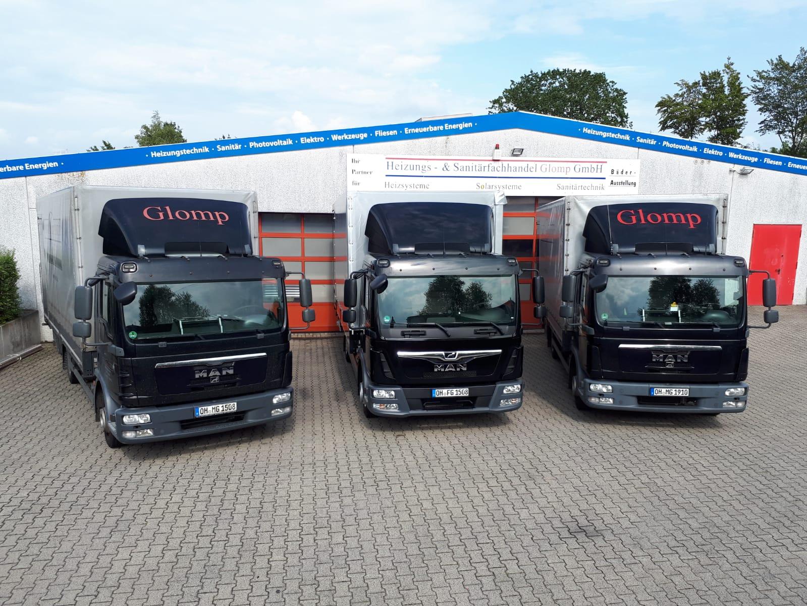 LKW-Logistik in Schleswig-Holstein